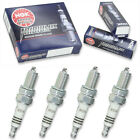 4pcs 04-06 Big Dog Ridgeback NGK Iridium IX Spark Plugs S&S ENGINE 117 CU IN rp