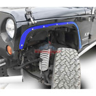 Steinjager Front Fender Deletes for 2007 2018 Jeep Wrangler JK Southwest Blue