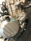 2015 KTM 450 SX-F Factory Edition ENGINE VERY LOW HOURS Complete OEM ENGINE WOW