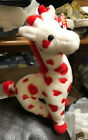 TY SMOOTHIE the GIRAFFE BEANIE BABY  with TAG