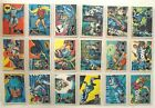 L#8 Vintage Topps Batman Trading Cards 1966 Full Set of 55 Cards