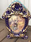 Emille Galle Museum Quality Monumental Three Dimentional Hand Painted And Gilt