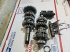 1996 KTM 300 250  EXC MXC TRANSMISSION GEARS FORKS DOGS COMPLETE