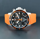 Tissot Seastar 1000 Quarz Chrono Orange T120.417.17.051.01 (Garantie)