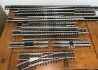 Lot of Gargraves 101 Phantom Tinplate FLEX TRACK with Switch Track