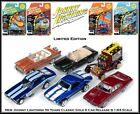 Johnny Lightning New 2019 Classic Gold 6 Car Set Diecast Cars 1 64th Scale