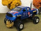 1 64 Custom Lifted 2003 DODGE RAM 1500 TRICKED OUT SWEET Farm Toy Truck