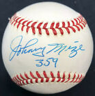 Johnny Mize Cards, Rookie Card and Autographed Memorabilia Guide 31