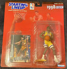 1998 KOBE BRYANT (HALL OF FAME) LOS ANGELES LA LAKERS BASKETBALL STARTING LINEUP