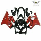 Fit for Honda 2004-2007 CBR600 F4I Red Injection Fairing Set Plastic a003-G14A