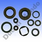 Engine oil seal kit Athena Cagiva Mito 125 89-14 Raptor Planet W8 Supercity N1