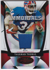 Thurman Thomas Cards, Rookie Cards and Autographed Memorabilia Guide 13