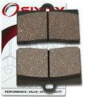 Front Organic Brake Pads 2002-2005 Gas Gas SM 250 Set Full Kit 2T Complete fy