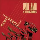 Paul Lamb and The King Snakes - The Games People Play [CD]