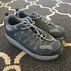 Sketcher Shape Ups Gray Walking Toning Fitness Sneakers Mens Size 9 57500