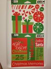 Scrapbooking stickers Christmas 2 sets by P Etc