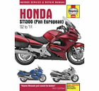 Haynes Street Manuals Honda ST1300 Pan European, 02-11 #M4908