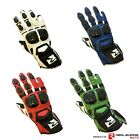 Motorcycle Gloves Motorbike Gloves Cowhide Leather Gloves Knuckle Protection