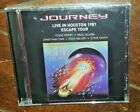 Live in Houston 1981 - Escape Tour by Journey (CD, 2005, Sony)