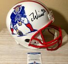 Chase Winovich Autographed Full Size Helmet, New England Patriots, Beckett