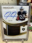2019 Panini Immaculate Collection Football Cards 19