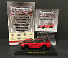 Kyosho 1 64 USA SPORTS CAR Dodge Viper SRT10 ACR RED Diecast Car Model