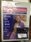WEIGHT WATCHERS 123 SUCCESS PEDOMETER AND WALKING GUIDE New sealed