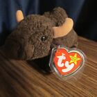 TY Beanie Baby Roam the Buffalo,,,