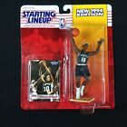 2: Dennis Rodman 1994 White & 1996 Green Haired Starting Lineup Action Figures