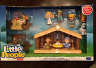 Fisher Price Little People Childrens Nativity Figure Playset 11 Figures NIB