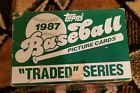 1988 Topps Traded Baseball Cards 11