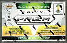 2014 PANINI PRIZM SEALED SOCCER HOBBY BOX 24 PACKS FIFA WORLD CUP LICENSED