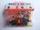 NEW Ty Beanie Bandz Alvin & The Chipmunks Collection Rubber Silly Band Bracelets