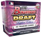 2019 Bowman Draft Sapphire Sealed Box Online Exclusive In Hand QTY
