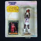 1989 Julius Irving Legends Collection Starting Lineup Action Figure Unpunched