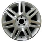 17 Lincoln LS 03 04 05 Factory OEM Rim Wheel 3514 Silver Machined