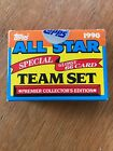 1990 Topps TV Glossy - All Star Factory Sealed 66 Card Special Set