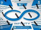 2016 Panini Infinity Football Hobby 6 Card Pack Box (Sealed)