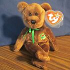 TY Beanie Baby  Closed Book William the Bear,,,MWMT