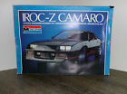 Monogram IROC-Z CAMARO 1/8 Scale Plastic Model Kit 85-2610 - Black