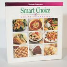 Vintage 1992 WEIGHT WATCHERS SMART CHOICE RECIPE COLLECTIONS COOKBOOK