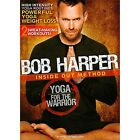 Bob Harper Yoga for the Warrior and Jillian Micheals Yoga Meltdown 2 DVD Set