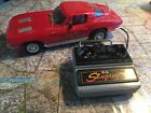 VINTAGE CORVETTE STINGRAY WITH REMOTE CONTROL IN RED 1985 BY NEW BRIGHT