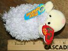 TY SHEARSLY the LAMB 2.0 BEANIE BABY plush - MINT with MINT TAG and UNUSED CODE