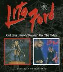 Lita Ford - Out For Blood/Dancin'On The Edge (CD Used Very Good)