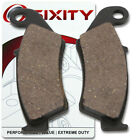 Front Organic Brake Pads 2005 Gas Gas MC 125 Set Full Kit  Complete ic