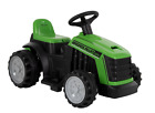 Huffy 12V Kid Electric Ride On Bubble Tractor Truck Green