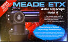 Meade ETX 90 M Maksutov Cassegrain AstroTelescope w accessories