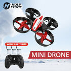 Holy Stone HS210 Mini Drone for Kids Beginners RC Quadcopter 3 Batteries 3D Flip