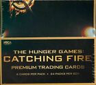 THE HUNGER GAMES CATCHING FIRE Movie Card Wax Box Sealed CASE 10 Boxes Cards
